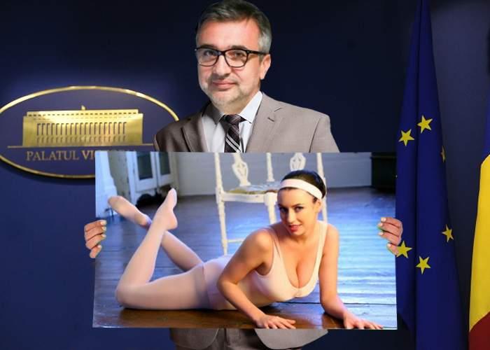 Se vede că a fost şef la Cancan! Ministrul Culturii vrea ca toate balerinele să-şi facă mărire de sâni
