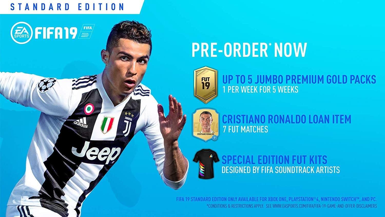 """Milioane de fani Real Madrid au reclamat un bug imens la noul FIFA 19: """"Ronaldo apare ca jucătorul lui Juventus"""""""