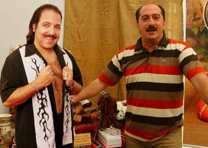 Romică Ţociu îl va juca pe Ron Jeremy în filmul despre viaţa acestuia