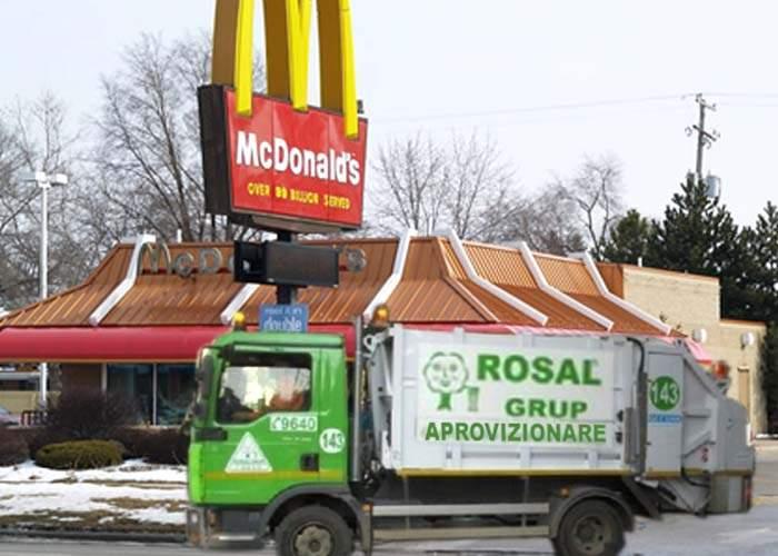 Achiziţie previzibilă: Rosal a cumpărat McDonald's