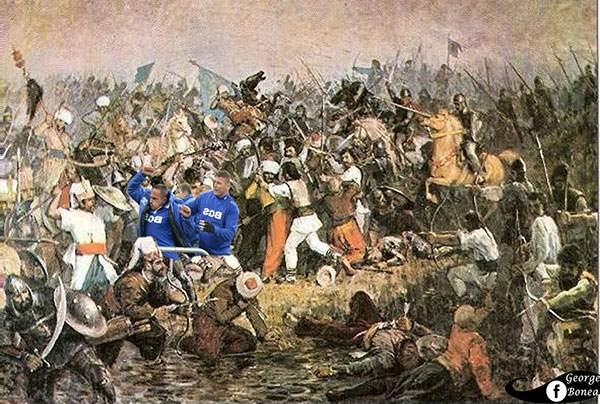 Istoricii au descoperit că la Rovine a batut BGS-ul, nu Mircea cel Batrân