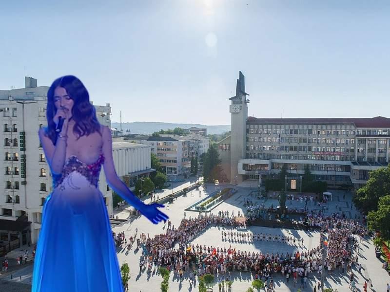 """Piesa Eurovision """"Alcohol You"""", prima reuşită: a devenit imnul oficial al judeţului Vaslui!"""