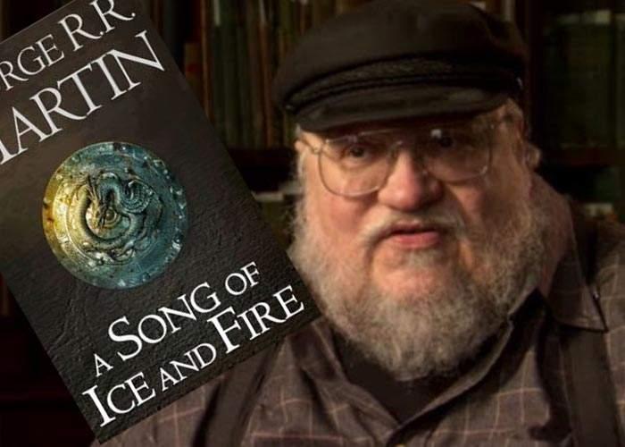 Goana după bani! Un scriitor obscur, George R. R. Martin, a scos o carte după Game of Thrones