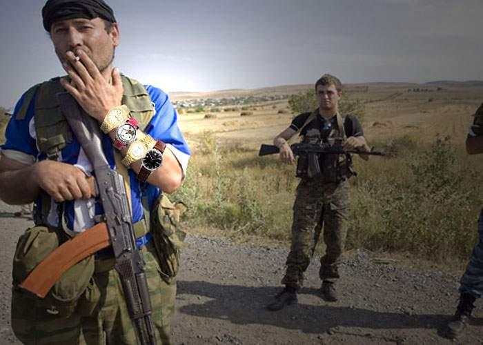 Armata rusă raportează primele victorii: 60.000 de ceasuri capturate la Odessa