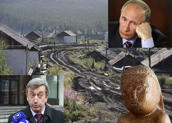 174.000 de ruşi vor muri de foame la iarnă fiindcă ambasadorul a donat cei 100 de euro la Cuminţenie