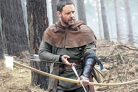 Robin Hood se bate ca pe vremea împuşcatului