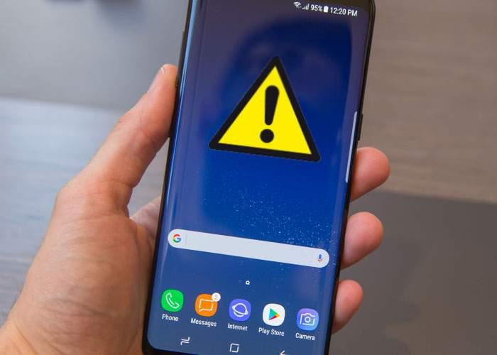 Probleme la Samsung? Mii de telefoane Galaxy S8, retrase de pe piaţă pentru că încă nu au explodat