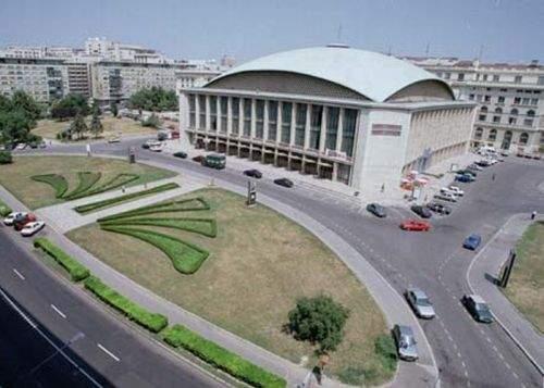 Pe perioada concertelor lui Bănică jr., Sala Palatului va deveni Sala Falsatului