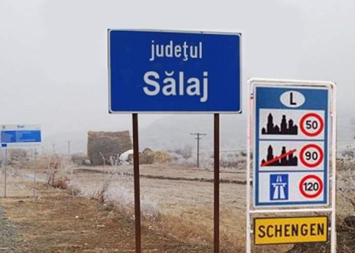 Profitând de neatenţia autorităţilor, judeţul Sălaj a intrat pe şest în Schengen