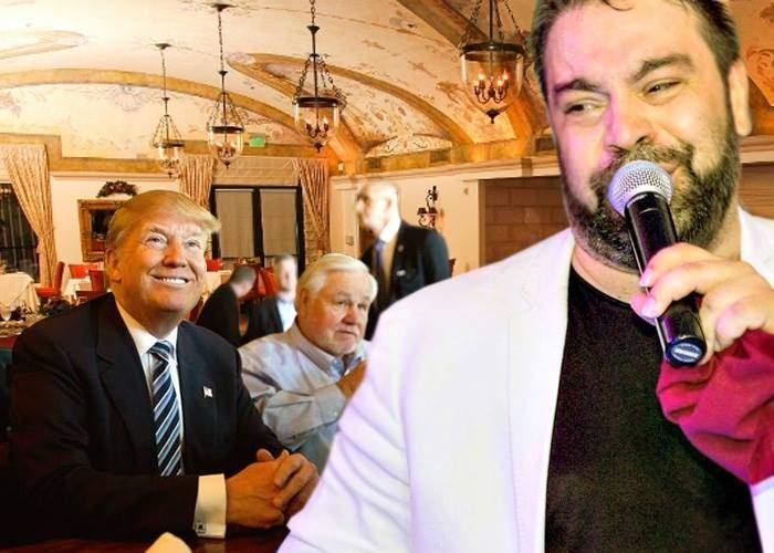 Banii daţi de Dragnea lui Trump, recuperaţi! Florin Salam i-a luat 1 milion $ ca să-i cânte la masă