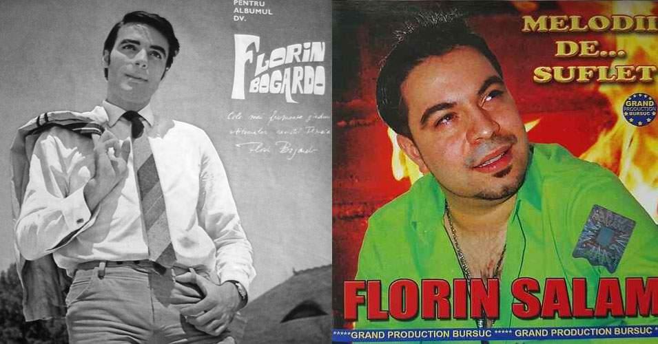 """Scandal în muzică! Salam ar fi plagiat piesa """"A venit nebunul de Florin Bogardo"""" din '67"""