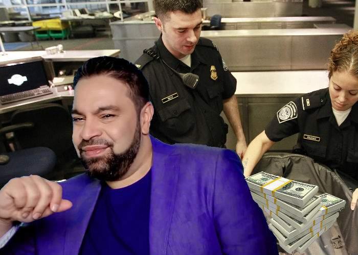 """Salam răsuflă ușurat: """"Bine că au găsit doar ăia 100.000, nu și cele 5 kile de cocaină din geamantan"""""""