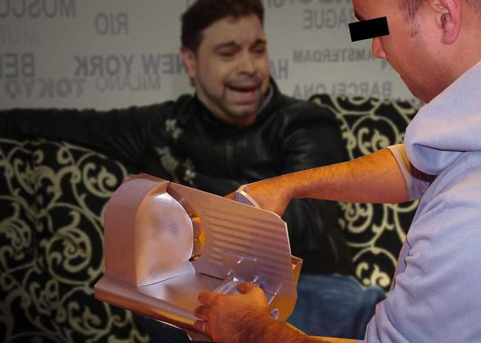 Florin Salam are din nou probleme cu interlopii! Persoane neidentificate l-au atacat cu un feliator