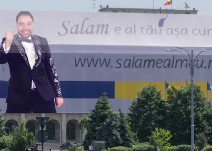 Salam e al tău! Guvernul strânge de la români 11 milioane de euro ca să-l ţină pe manelist în ţară