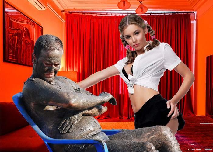 După masaj, au apărut şi băile de nămol erotice, pentru domni generoşi cu reumatism