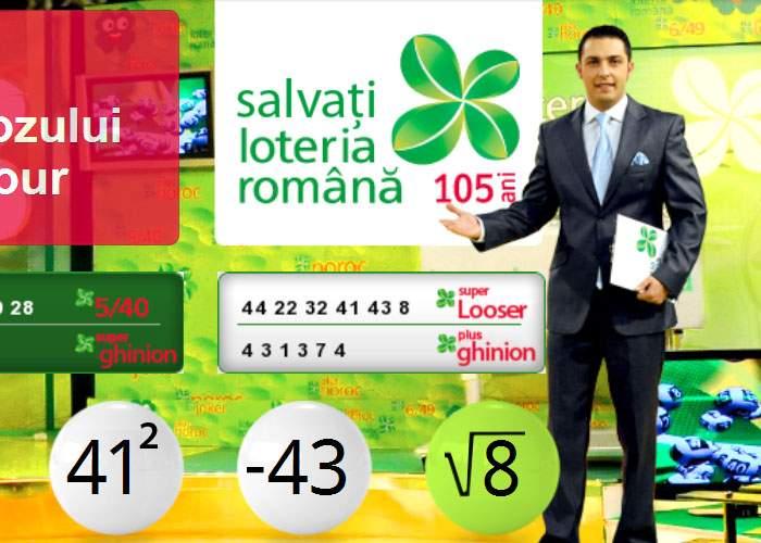 Loteria Română ar putea fi salvată dacă oamenii ar juca mai multe variante necâștigătoare