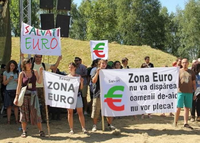 După Vama Veche şi Roşia Montană, hipsterii români vor să salveze şi zona euro