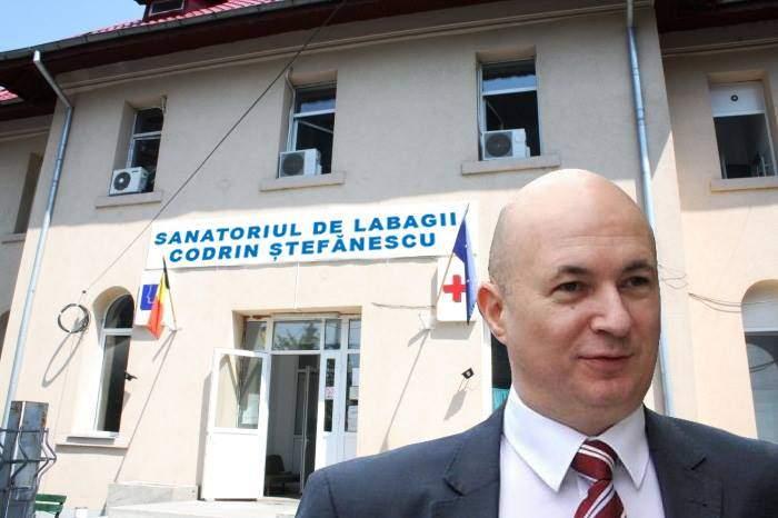 """Cum adică nu facem spitale? A fost inaugurată Aripa de terapie intensivă a Sanatoriului de Labagii """"Codrin Ştefănescu"""""""