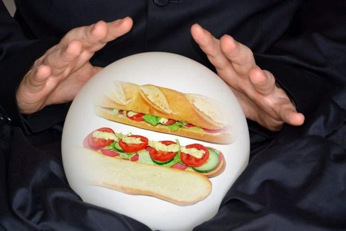 Un român și-a dus sandvişurile la vrăjitoare, ca să-i scoată E-urile din ele