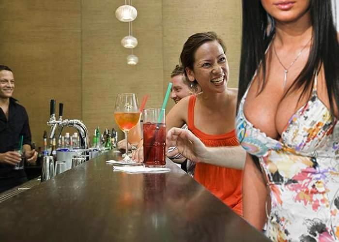 FOTO EXCLUSIV! Sânii Roxanei Vancea au fost văzuţi împreună într-un club de fiţe!