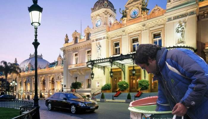 Miliardarii din Monaco se plâng că staţiunea s-a umplut de milionari care caută chiştoace de trabuc pe jos
