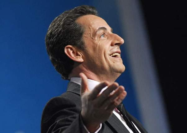Nicolas Sarkozy a anunțat că Franța va trimite țigani în spațiu