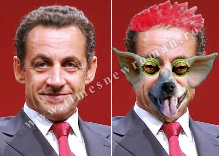 Nicolas Sarkozy a fost blestemat de ţiganii români