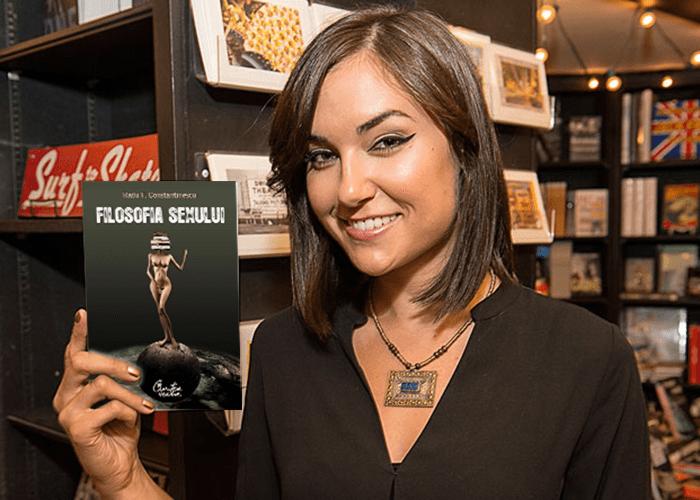 O fostă prostituată a redevenit virgină după ce a citit cartea lui Radu F. Constantinescu