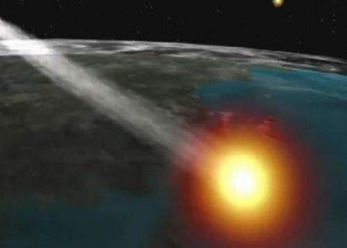 Satelitul care trebuia să cadă azi pe Pământ a fost interceptat şi vândut la fier vechi