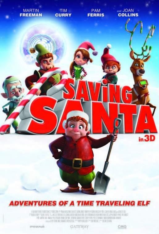 Saving Santa – Moșule, ce fraier ești!