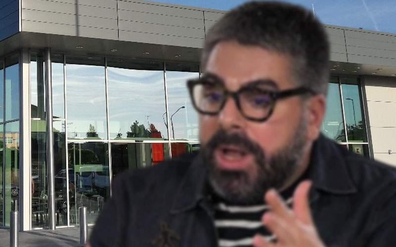 """Maurice Munteanu de la """"Bravo, ai stil"""" n-a fost primit într-un magazin, că n-avea loc"""