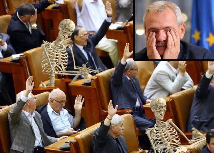 Veşti proaste pentru Dragnea: deşi se baza pe ei, nici parlamentarii decedaţi nu vor să-i voteze moţiunea