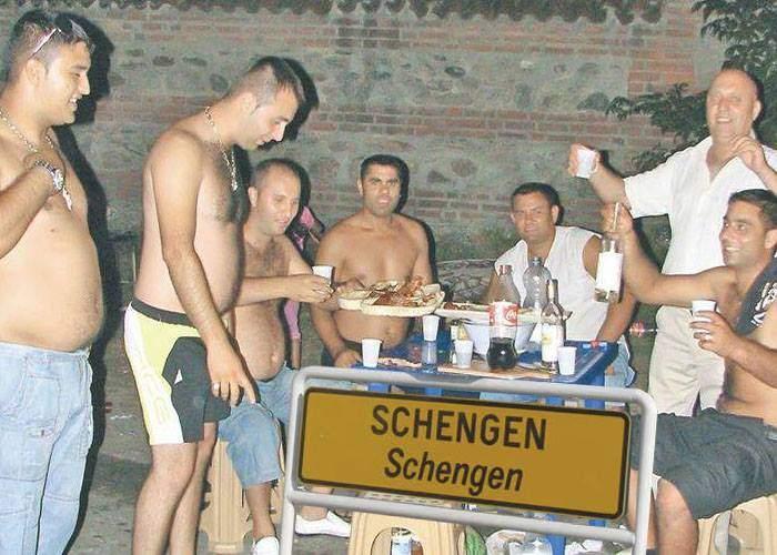 """S-a întors roata! România refuză să mai intre în Schengen """"că acolo e plin de țigani"""""""
