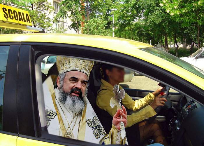 A mers prea departe: Biserica Ortodoxă vrea ore de religie și la școala de șoferi