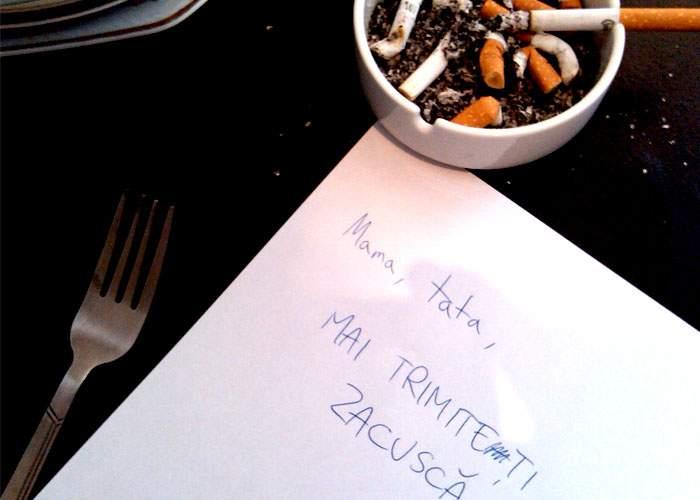 """""""Scrisoarea unui student român în România"""" a emoţionat întreg Internetul: """"Mai trimiteţi zacuscă"""""""
