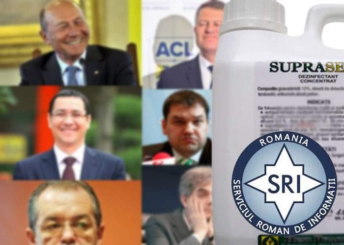 Rușine, bă! Nimeni din partea statului nu s-a revoltat în scandalul dezinfectanților!