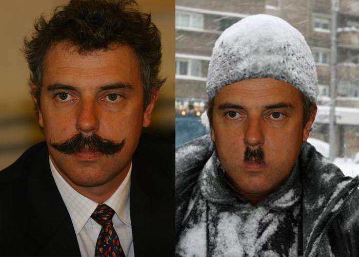 Unui ungur din Secuime i s-a micșorat mustaţa de la frig şi acum nu mai urăşte românii, ci evreii