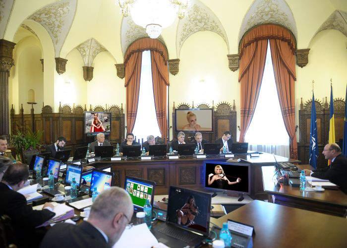 CSAT s-a întrunit de urgenţă, ca să decidă răspunsul României la agresarea Alexandrei Stan