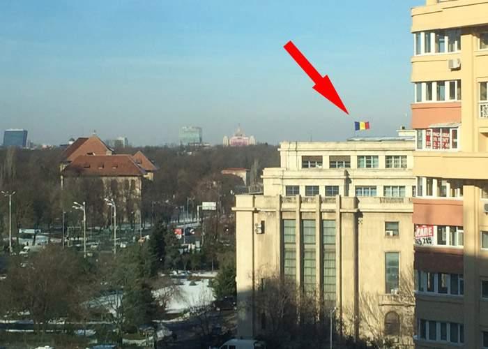Lucruri mai puţin ştiute despe palatul Victoria: Dacă steagul e sus, înseamnă că Ponta minte