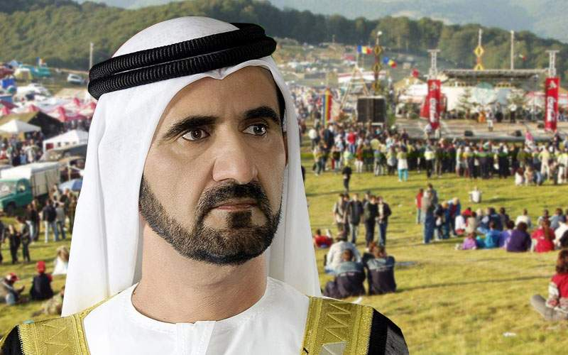 Şeicul Dubaiului, invitat la Târgul de Fete de la Găina ca să-şi refacă stocul de neveste
