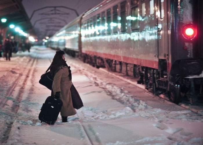 CFR Călători propune sejururi de 5-7 zile în trenurile zăpezii
