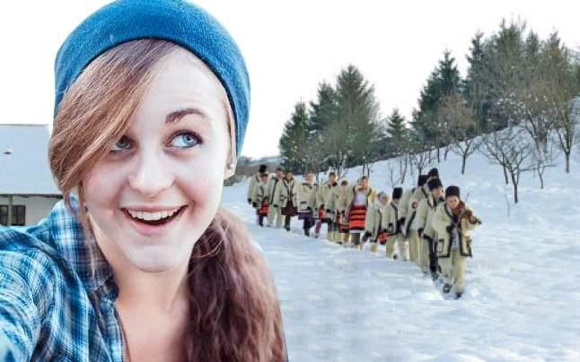 Trafic infernal în Maramureş. Turiştii izolaţi vin în Baia Mare să pună selfiuri feerice pe Facebook