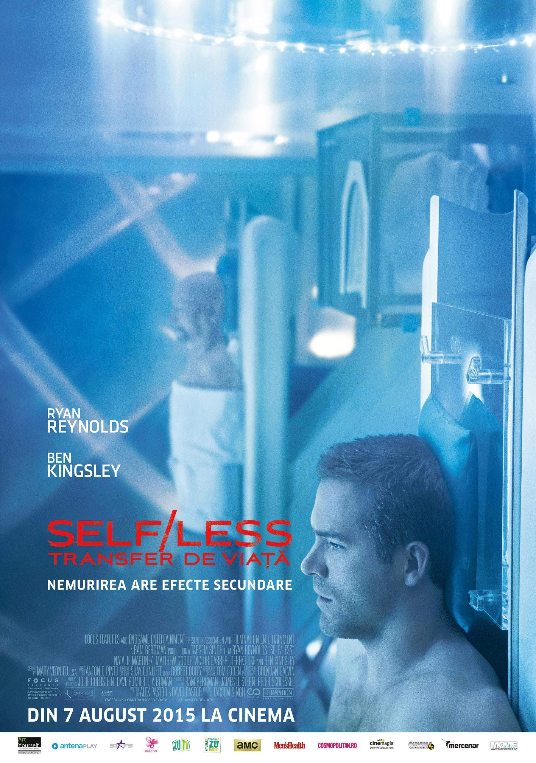 Self/less (2015) – Corpu', cât e corpu'?