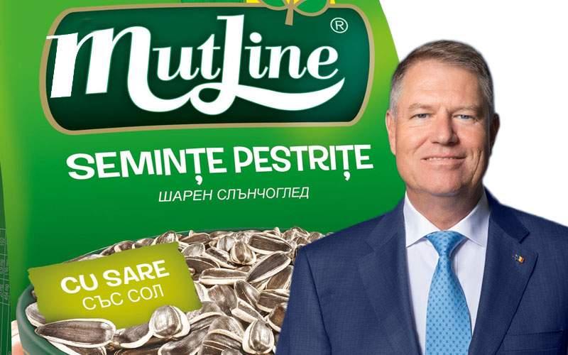 Felicitări, herr president! Iohannis a devenit imaginea semințelor Mutline