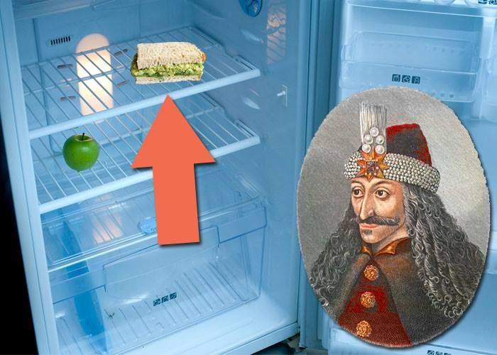 Cinste ca pe vremea lui Ţepeş! Un corporatist a lăsat un sandviş vegan în frigider şi nu l-a luat nimeni