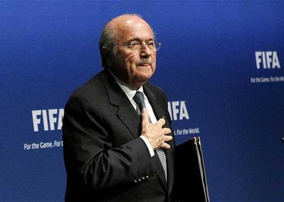 Sepp Blatter explică demisia: FIFA e o organizație onorabilă, nu Senatul României