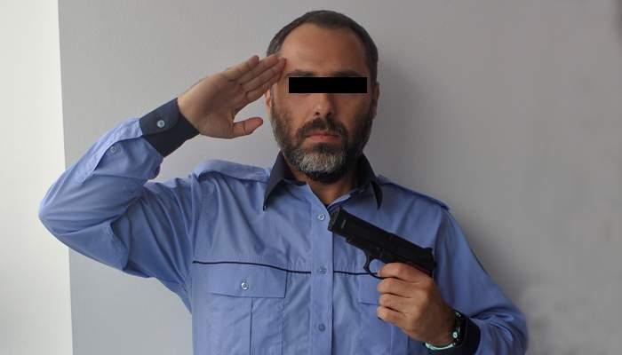 Avem poliţişti de top! Un sergent din Vâlcea a alergat 42 km după un urs, ca să-l împuşte!