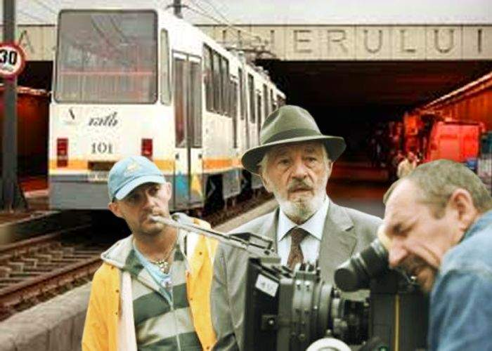 Reconstituirea accidentului de tramvai, regizată de Sergiu Nicolaescu: Controlorul Moldovan