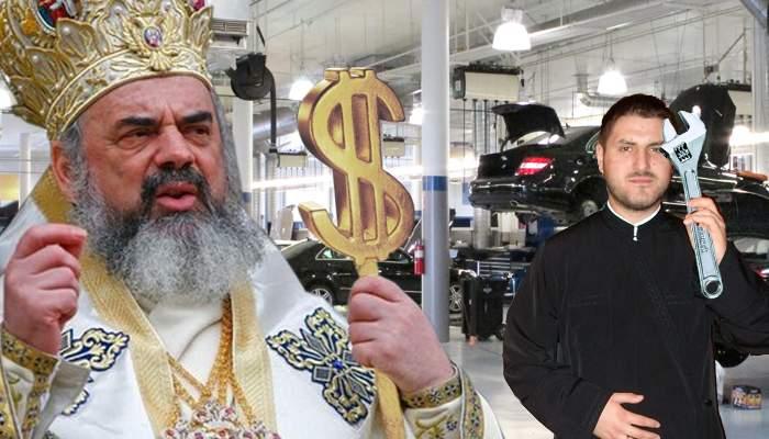 """Patriarhul îşi face service Mercedes: """"N-are sens să dăm banii altora să ne repare limuzinele!"""""""
