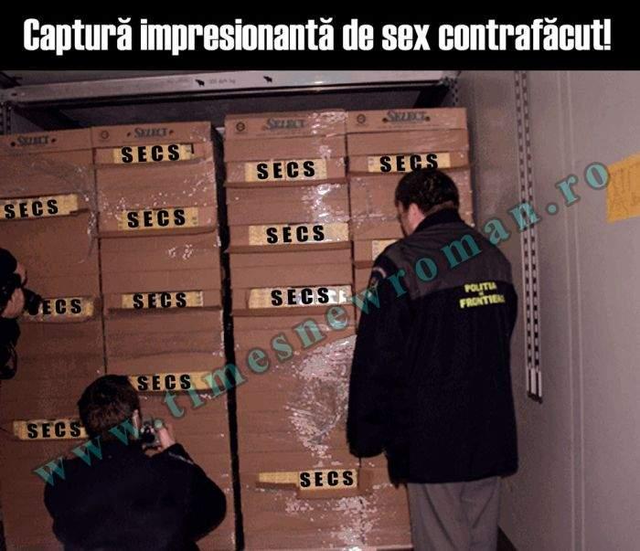 Sexul contrafăcut, tot mai prezent pe piaţa de profil din România